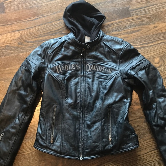Harley enthusiast jacket